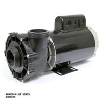 "Cal Spa Pump, 5.0HP 240V 1Spd 56fr 2"" In/Out"