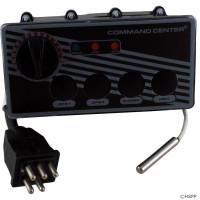 4 Button, CC4-120-10-I-00, Tecmark Command Center, No Display, 115V