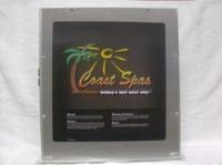 Coast Spas Control Box, Balboa, High End, 2 Pump, No Heater, 55984x