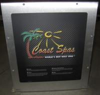 Coast Spas Control Box, Balboa, Euro High End, 2 Pump, 56038x
