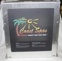 Coast Spas Control Box, Balboa, High End, 3 Pump, 56117x