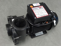 3HP Coast Spas Pump, Viper, Euro Swim, 1 Speed, 3R11250-0V6Gx