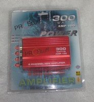 Coast Spas Stereo Amplifier, 2007, 2 x 20 Watt, AMP100x