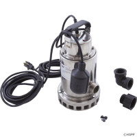 Pump,Submersible,Pentair Sta-Rite,0.5hp,115v,60gpm,OEM (1)