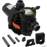 """Pump, Speck EasyFit,Ultra-Flow,1.5hp,115v/230v,1-Spd,2"""",Kit (1)"""
