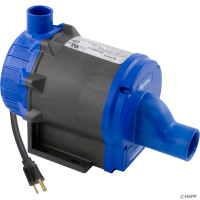 Pump, Syllent, 1.0 Horsepower, 115v, 100% Drain, OEM (1)