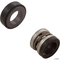 "Shaft Seal, PS-1901, 5/8"" Shaft, Silicon Carbide PS-200"