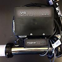 91027 Viking Spas Control Box, W/ Heater, VS100, 2015+