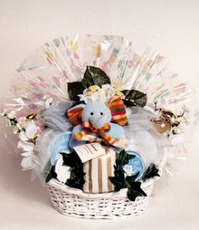 Mommy and Me, Baby Gift Basket