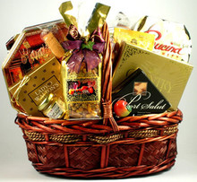 Five Star Gourmet Gift Basket