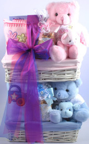 Double Trouble, Twins Gift Basket