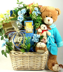 Beary Special Get Well Wishes, with Bounce Back Jack