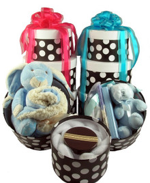 Dot To Dot, New Baby Gift Tower