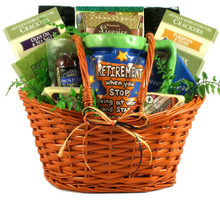 Retirement Party, Gift Basket