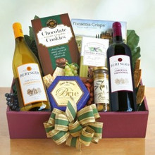 Custom Wine Basket