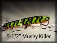 "5-1/2"" Musky Killer (JOINTED)"