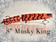 "8"" Musky King (JOINTED)"