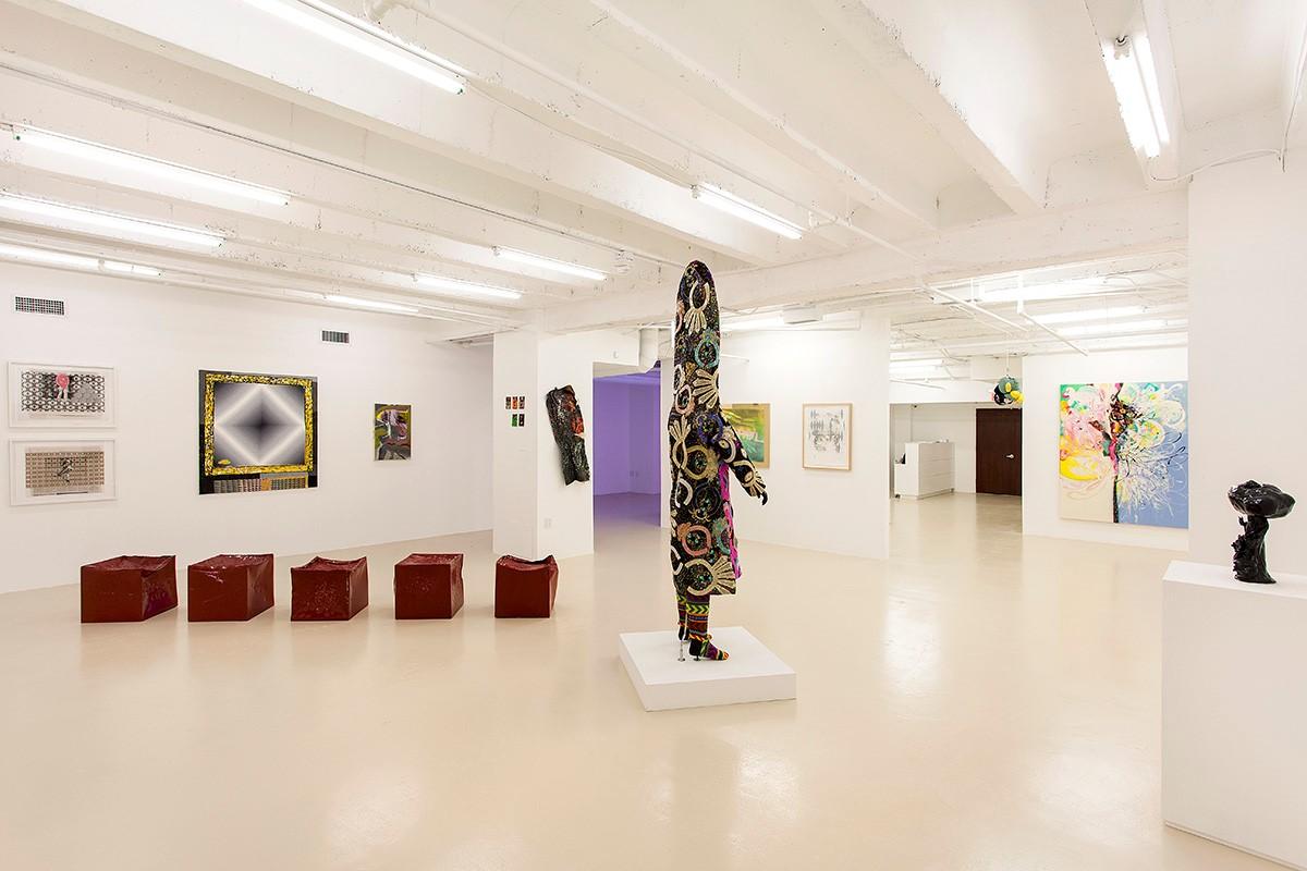 art galleries miami lighting