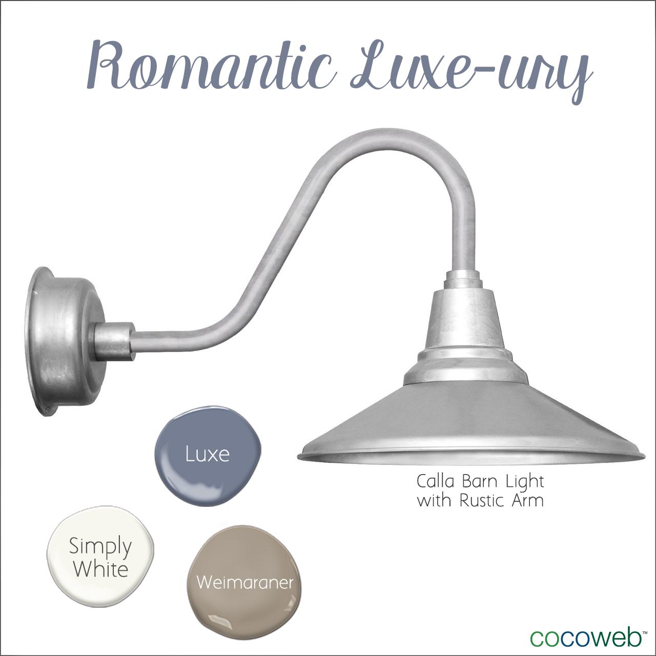 Romantic Luxe-ury