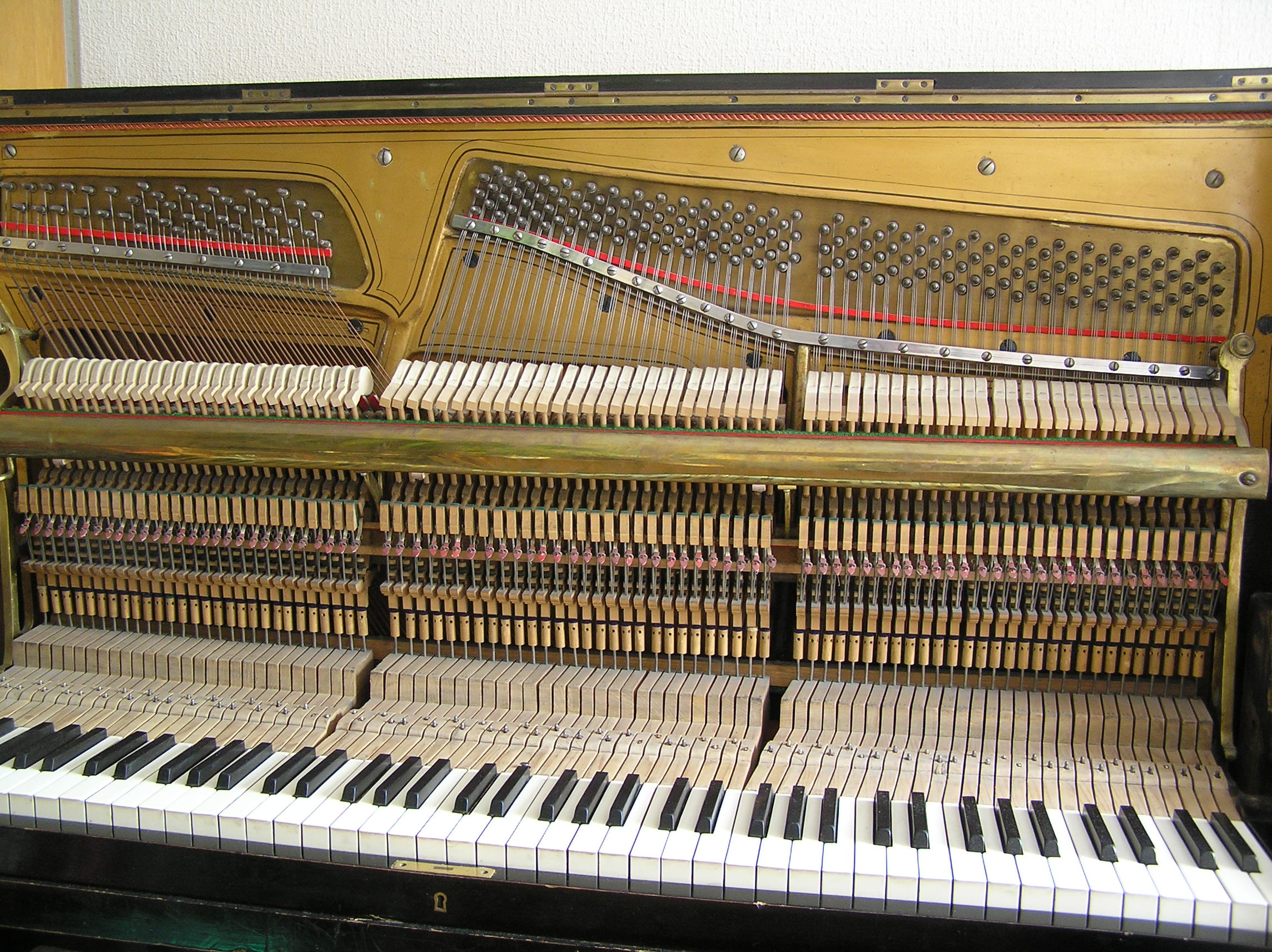 How A Piano Works Cocoweb