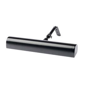 "Black 14"" LED Classic Gallery Light"