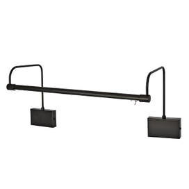 "LED Hardwire Oil Rubbed Bronze 30"" Tru-Slim Picture Light"