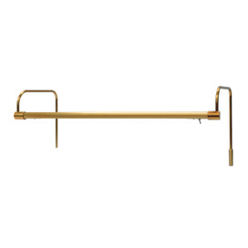 "Tru-Slim 21"" LED Brushed Gold Picture Light"