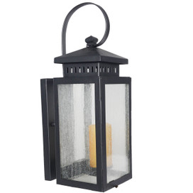 Navan Outdoor LED Wall Lantern - Large