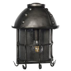 Limerick Outdoor LED Wall Half Lantern