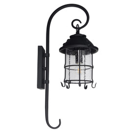 Limerick Outdoor LED Wall Lantern - Large