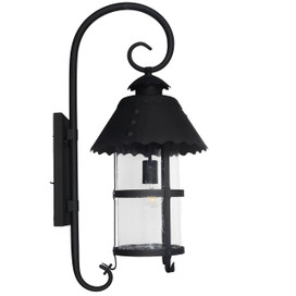 Edenderry Outdoor LED Wall Lantern - Medium