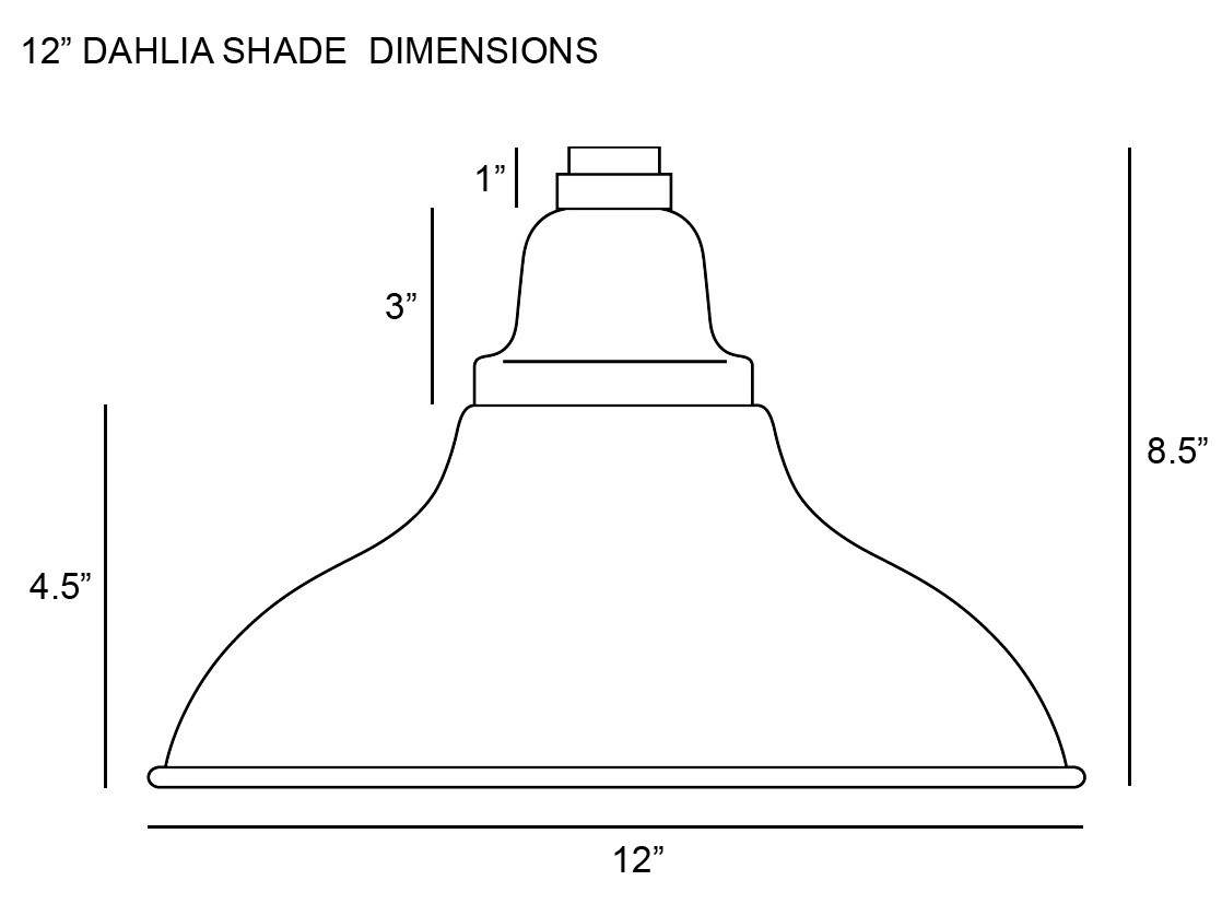Barn Light Dimensions