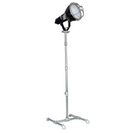 Newcastle Flood Light in Black