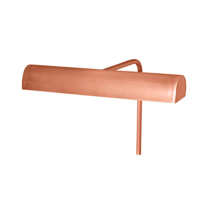 """10"""" Classic LED Picture Light in Rose gold"""