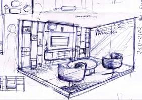 Interior Designers Drawings