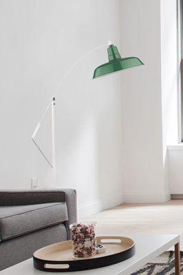 floor barn light