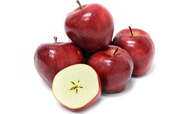 Apple Red Delicious 4Pcs