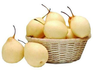Asian Pears 4Pcs