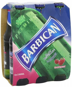Barbican - Raspberry Non-alcoholic Malt Drink 6 x 330 ml