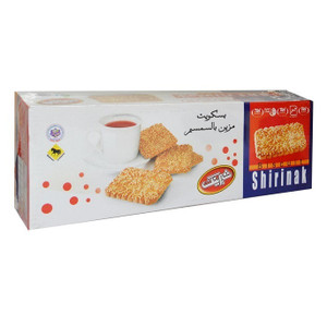 Biscuits with Sesame 700 gr - Shirinak