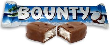 Chocolate Bar - BOUNTY