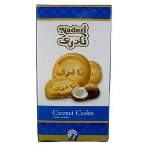 Coconut Cookie 4 Pcs - Naderi