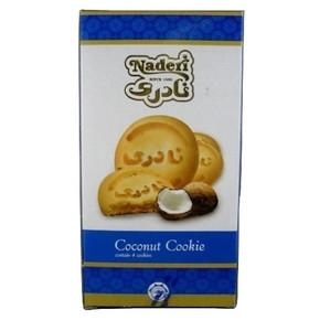 Coconut Cookie 4 Pcs - Naderi