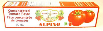 Concentrated Tomato Paste(147 ml) - ALPINO