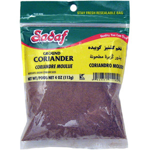 Coriander Ground (113 gr) - Sadaf