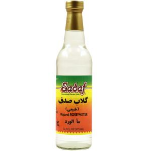 Distilled Rose Water 10 oz. - Sadaf