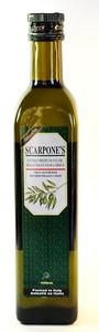 Extra Virgin Olive Oil, (500 ml) - SCARPONE'S