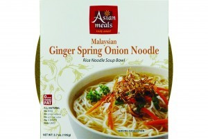 Ginger Spring Onion Noodle (105 g) - Asian meals