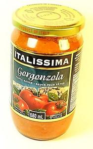 Gorgonzola Pasta Sauce - ITALISSIMA