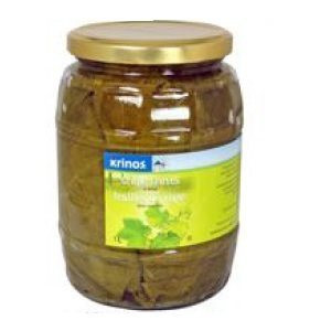 GRAPE LEAVES JAR 1L - KRINOS